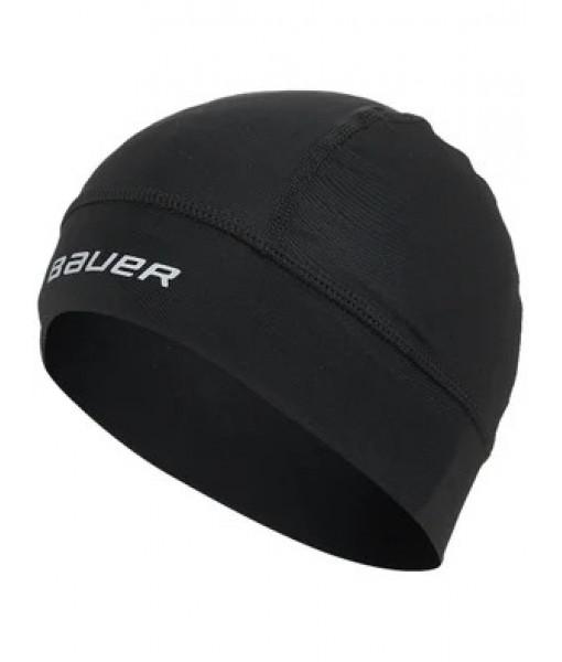 Tuque Bauer Performance, Coupe Ajustée, Noir