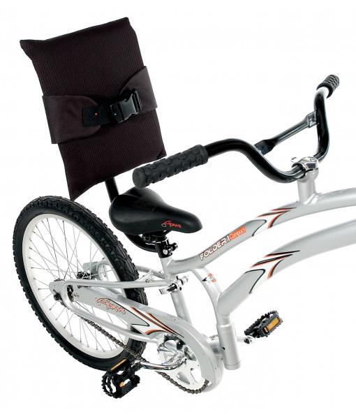 Dossier Trail-A-bike, Noir