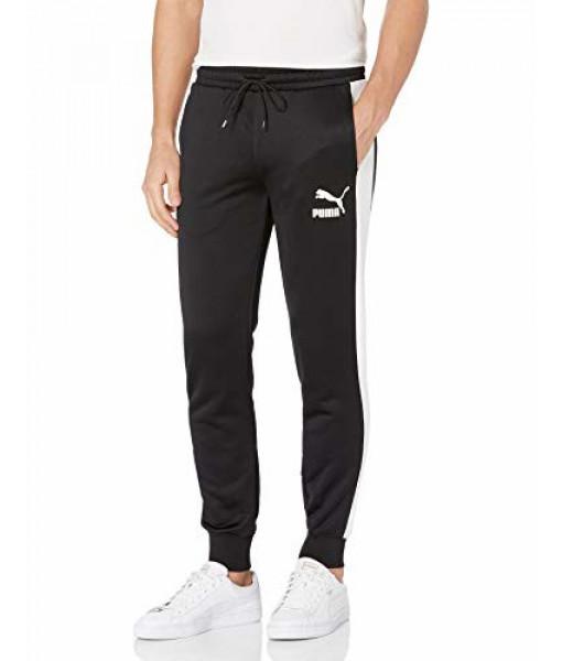 Pantalon Puma Iconic T7 Homme, Noir