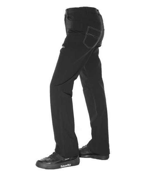 Pantalon Balance Plus #602 Jeans Homme, Noir