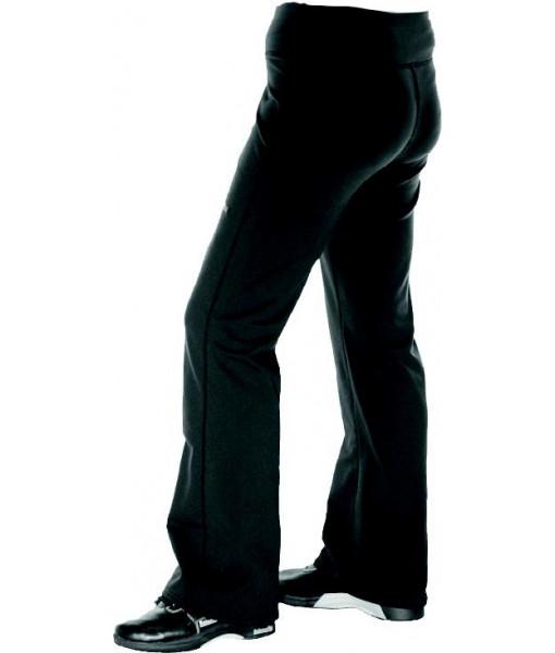 Pantalon Balance Plus #605 Yoga Femme, Noir