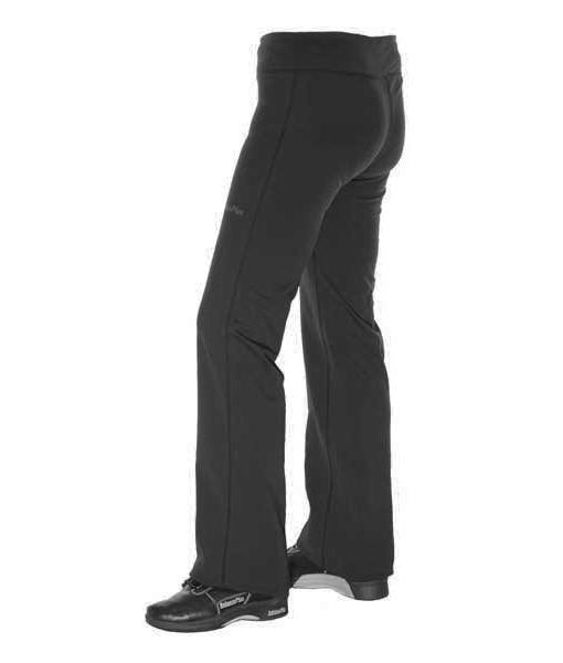 Pantalon Balance Plus #606 Yoga Slim Femme, Noir