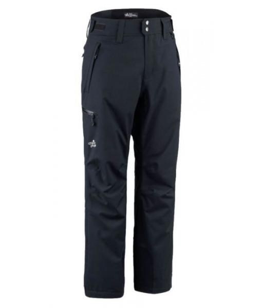 Pantalon Chlorophylle Chilkoot Homme, Noir Pur