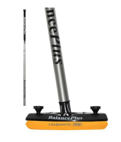 Balai Balance Plus Composite Gris/Noir, RS XL 9'' Noir