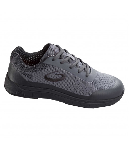 Soulier Goldline G50 Cyclone Homme Droitier, Gris