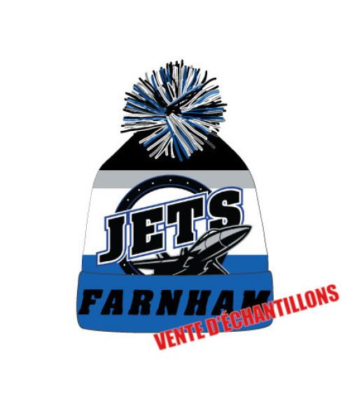 Tuque Jets de Farnham, Acrylique, Taille unique