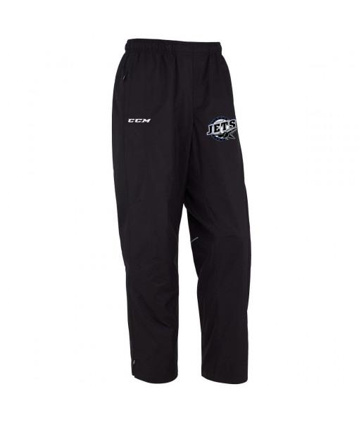 Pantalon Tracksuit Jets de Farnham CCM 5589, Junior ou Senior, Noir
