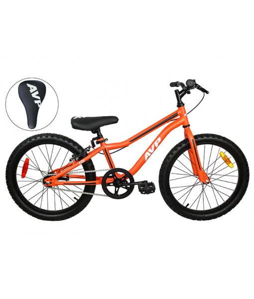 AVP K20, Coaster, Orange/Noir, Roues 20