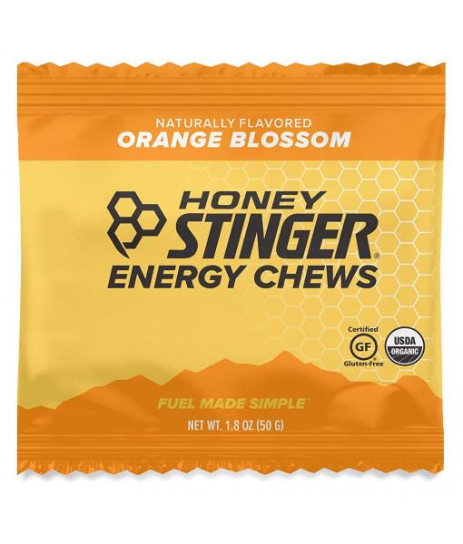 Jujubes Honey Stinger Bio, Orange 50g