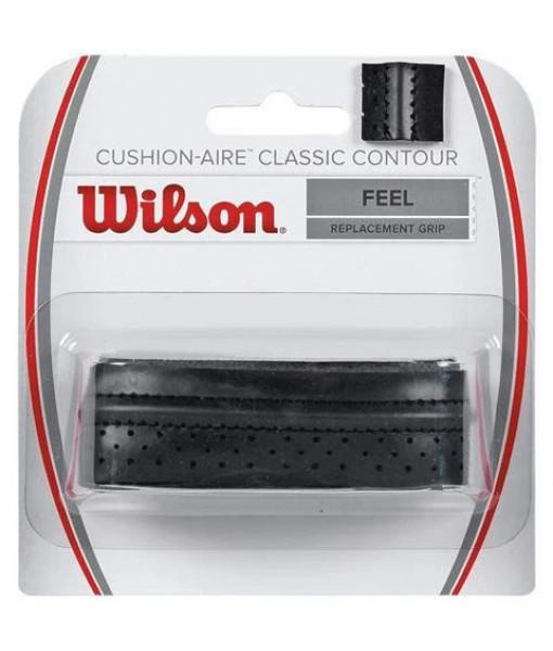 Grip De Remplacement Wilson Cushion-Aire Classic Contour, Noir