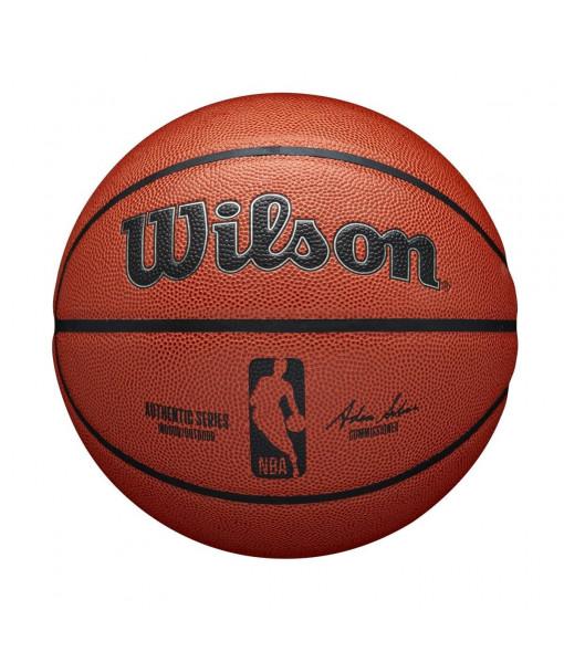 Ballon Basketball NBA Authentic Series Outdoor, Tan/Noir, Taille#7
