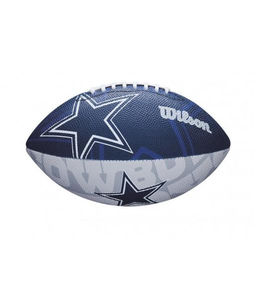 Ballon de football Wilson NFL Team logo Dallas, Junior