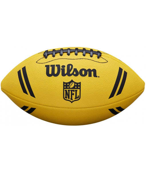 Ballon de football Wilson Sportlight NFL Jaune, Junior